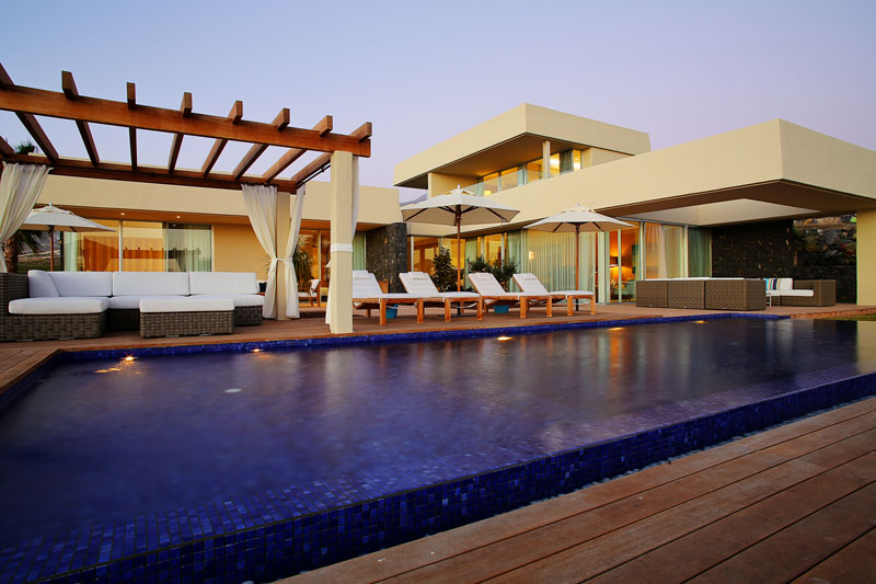 Building A House In Tenerife Property Construction