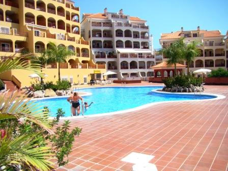 Dinastia Apartment Dinastia Tenerife Clear Blue Skies