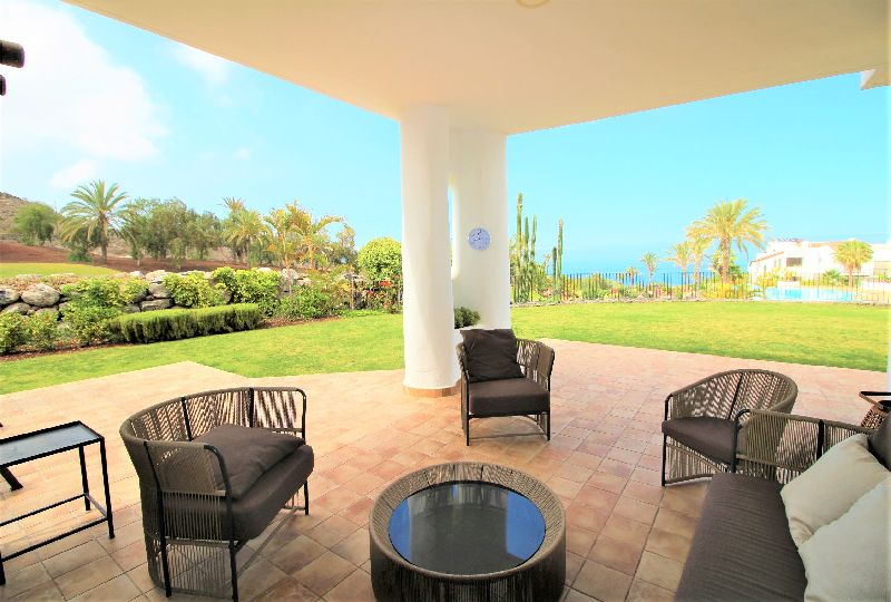 Luxury Ground Floor Apartment Las Terrazas Tenerife